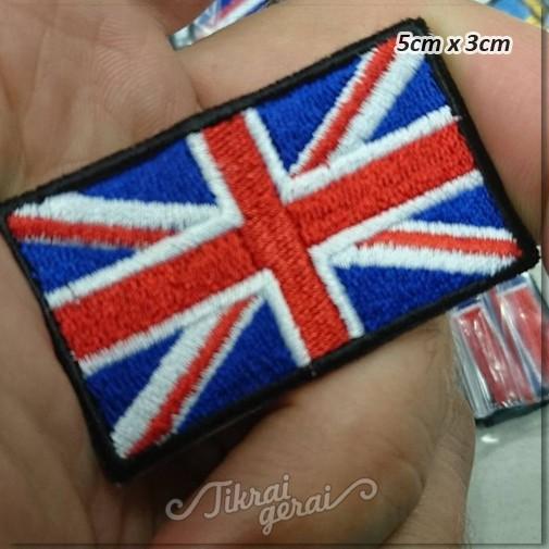 Antsiuvas Didžiosios Britanijos vėliava