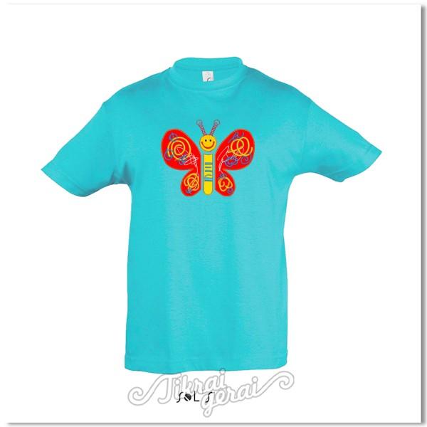 Marškinėliai Drugelis, v.1
