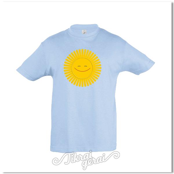Marškinėliai Saulytė, v.1